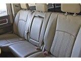 2010 Dodge Ram 3500 Laramie Crew Cab 4x4 Dually Rear Seat