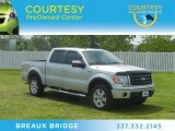 2010 Ingot Silver Metallic Ford F150 FX4 SuperCrew 4x4 #63243535