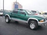 2003 Dodge Dakota Timberline Green Pearl