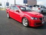 2009 Liquid Red Pontiac G8 Sedan #63242716
