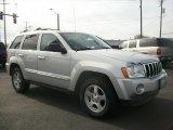 2006 Light Graystone Pearl Jeep Grand Cherokee Limited 4x4 #63242687