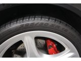 2008 Porsche 911 Carrera S Coupe 295/30 ZR 19 Tire
