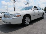 2005 Ceramic White Tri-Coat Lincoln Town Car Signature #63243464