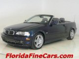 2002 Orient Blue Metallic BMW 3 Series 330i Convertible #543928