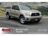 2008 Desert Sand Mica Toyota Tundra CrewMax 4x4 #63242541