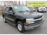 2004 Black Chevrolet Tahoe LS 4x4 #63242500