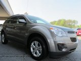 2012 Graystone Metallic Chevrolet Equinox LT #63242980
