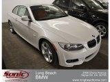 2012 Mineral White Metallic BMW 3 Series 335i Convertible #63242966