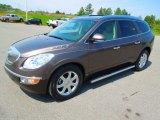 2008 Cocoa Metallic Buick Enclave CXL AWD #63243285