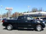 2010 Black Toyota Tundra Limited Double Cab 4x4 #63242938