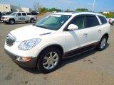 2009 White Opal Buick Enclave CXL #63243280