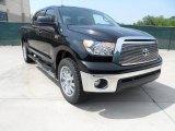2012 Black Toyota Tundra Texas Edition CrewMax 4x4 #63242923