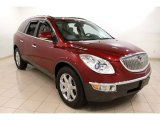 2010 Buick Enclave Red Jewel Tintcoat