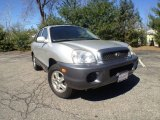 2004 Pewter Hyundai Santa Fe  #63320295