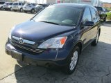 2009 Royal Blue Pearl Honda CR-V EX-L 4WD #63319968