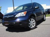 2008 Royal Blue Pearl Honda CR-V EX 4WD #63319641