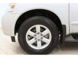 2011 Nissan Armada SV 4WD Wheel