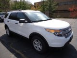 2013 Oxford White Ford Explorer 4WD #63319624