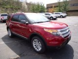 2013 Ruby Red Metallic Ford Explorer XLT 4WD #63319623