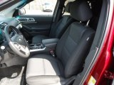 2013 Ford Explorer XLT 4WD Front Seat
