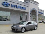 2010 Polished Metal Metallic Acura TSX Sedan #63319613