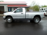 2004 Dodge Ram 3500 SLT Regular Cab 4x4 Dually Exterior