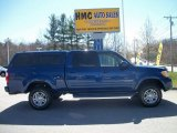 2005 Spectra Blue Mica Toyota Tundra Limited Double Cab 4x4 #63320264