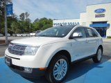 2010 White Platinum Tri-Coat Lincoln MKX FWD #63319562