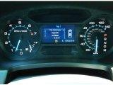 2013 Ford Explorer FWD Gauges