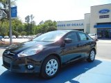 2012 Black Ford Focus SE Sedan #63319549