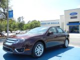 2012 Bordeaux Reserve Metallic Ford Fusion SEL #63319545