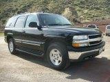 2004 Black Chevrolet Tahoe LT 4x4 #63320175