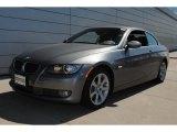 2009 Space Grey Metallic BMW 3 Series 335i Convertible #63319490