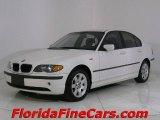 2002 Alpine White BMW 3 Series 325i Sedan #543820