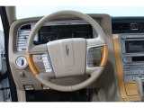 2008 Lincoln Navigator Elite 4x4 Steering Wheel