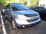 2007 Glacier Blue Metallic Honda CR-V EX-L #63319442