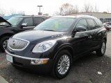 2008 Carbon Black Metallic Buick Enclave CXL AWD #63320110