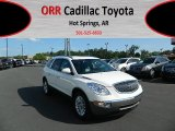 2010 White Opal Buick Enclave CXL AWD #63319782