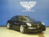 2008 Black Porsche 911 Carrera 4S Coupe #63319416