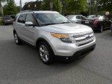 2011 Ingot Silver Metallic Ford Explorer Limited #63319755