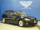 2011 Jet Black BMW 3 Series 328i xDrive Sports Wagon #63319409