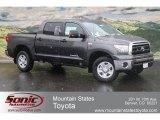2012 Magnetic Gray Metallic Toyota Tundra CrewMax 4x4 #63319403