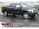 2012 Black Toyota Tundra Limited CrewMax 4x4 #63319401