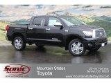 2012 Black Toyota Tundra Limited CrewMax 4x4 #63319400