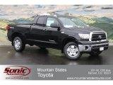 2012 Black Toyota Tundra TRD Double Cab 4x4 #63319398