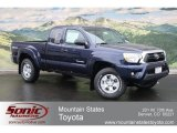2012 Nautical Blue Metallic Toyota Tacoma V6 TRD Access Cab 4x4 #63319395