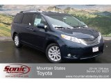 2012 South Pacific Pearl Toyota Sienna Limited AWD #63319385