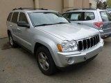 2006 Bright Silver Metallic Jeep Grand Cherokee Limited 4x4 #63319365