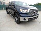 2012 Nautical Blue Metallic Toyota Tundra Texas Edition CrewMax #63319726
