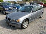 2005 Silver Grey Metallic BMW 3 Series 325xi Sedan #63319691